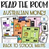 Back to School Maths Australian Money