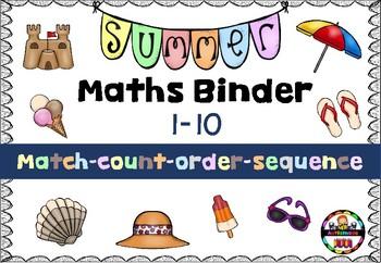 Maths Binder 1-10