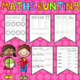 Maths Bunting