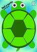Maths Centre Game: Roll a turtle- number sense game 1-6 (K