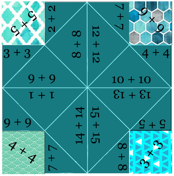 Maths Chatterbox Printables