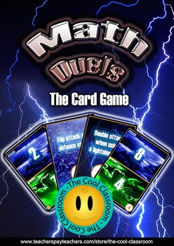 Maths Duels - The Addition and Subtraction Card Game