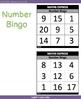 Maths Express Number Bingo - 1 to 20