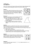 Maths Extension Investigation