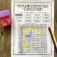 Maths Fluency Chart