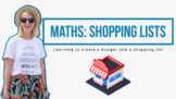 Maths For Kids: Shopping Lists // Learning From Home