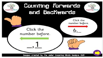 Maths Foundation Interactive Bundle Games