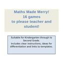 Maths Fun - Make Math Merry