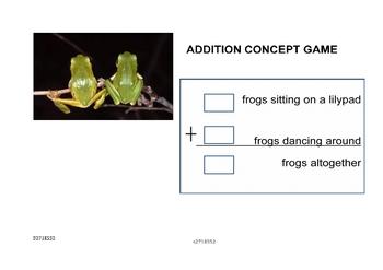 Maths Game Addition
