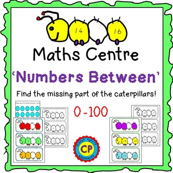 Maths Game - Numbers Between
