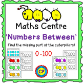 Maths Game - Numbers Between