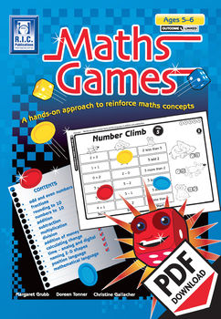 Maths Games – Ages 5-6