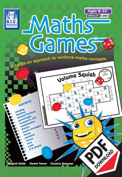Maths Games – Ages 9-10