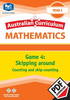 Maths Games: Skipping around – Counting and skip-counting – Year 1