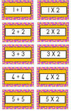 Maths Games using repeated addition and multiplication
