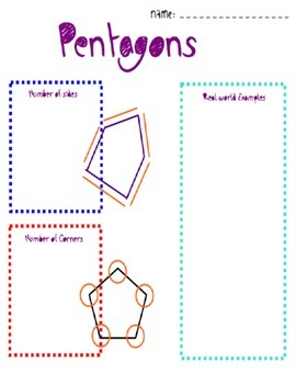 Maths - Geometry - 2D Shapes