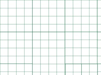 Maths Grid projection