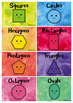 Editable Maths Group Posters - 2D Shapes