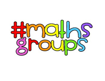 Maths Groups Heading #mathsgroups