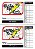 Maths In A Flash: Daily program for number fact skills. Level D: 4th Grade /Gr 3