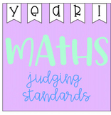 Maths Judging Standards - Year 1