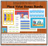 Maths Kit - Place Value Games Bundle