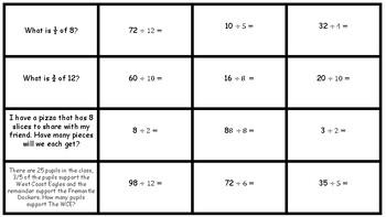 Maths & Literacy - JENGA