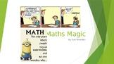 Maths Magic - Cool Calculator and Mental Math Tricks