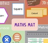 Maths Mat Resource