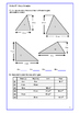 Maths - Measure Area of Triangles