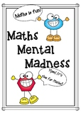 Maths Mental Grade 2- Number Knowledge