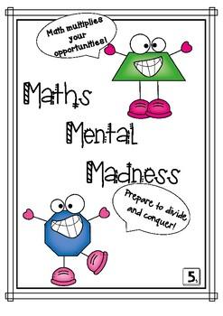 Maths Mental Grade 5- Number Knowledge