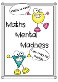 Maths Mental Grade 3- Number Knowledge