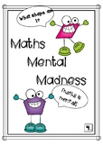 Maths Mental Grade 4- Number Knowledge
