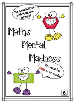 Maths Mental Grade 6- Number Knowledge