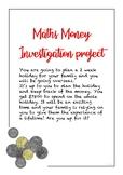 Maths Money Project