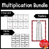 Maths Multiplication Bumper Pack (Station/whole class teaching)