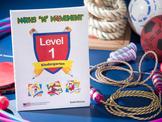 Physical Education Maths Games & Lessons - Kindergarten Bundle (AUS)