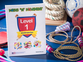 Physical Education Maths Games & Lessons - Kindergarten Bu