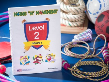 Physical Education Maths Games & Lessons - Year 1 / Level