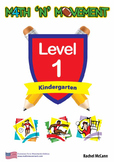Physical Education Math Games & Lessons - Kindergarten / L