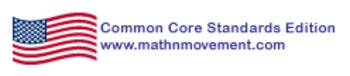 Physical Education Math Games & Lessons - Year 2 / Level 3 Bundle (USA)