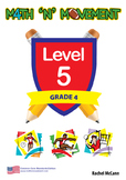 Physical Education Math Games & Lessons - Year 4 / Level 5 Bundle (USA)