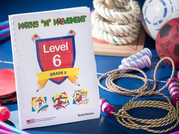 Physical Education Maths Games & Lessons – Year 5 / Level 6 Bundle (Australian)