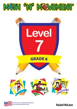 Physical Education Math Games & Lessons - Year 6 / Level 7