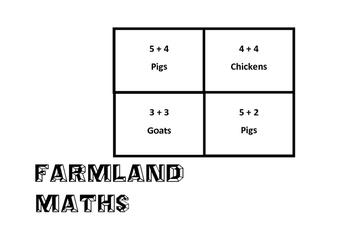 Maths - NE, Y1, Basic Addition