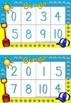 Maths - Number 0 - 10 Bingo - Summer Beach Theme