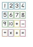 Maths Number Symbols and Basic Operations