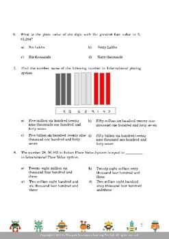 Maths Olympiad Workbook for Grade 5