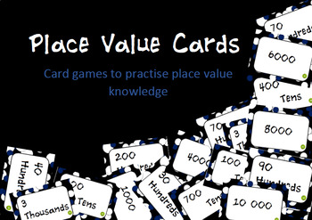 Maths - Place Value Games